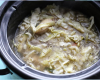 Crock Pot Whole 30 Cabbage Chicken Soup