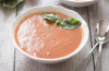 Paleo - Whole30 Tomato Soup with Basil