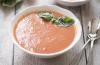 Paleo - Whole30 Tomato Soup with Basil
